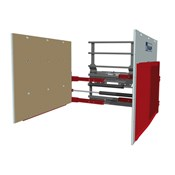 T414-1L Appliance/Carton Clamp