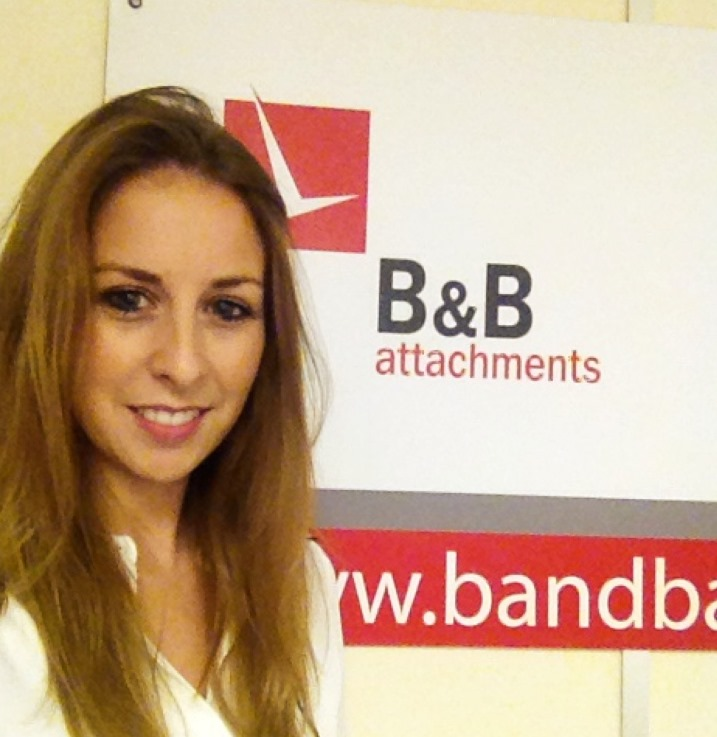 Marketing Executive appointed at B&B Attachments